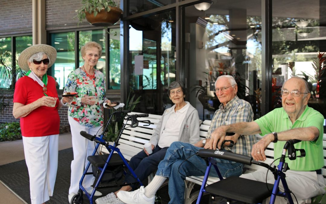 Why Socialization Is Critical to Senior Wellbeing