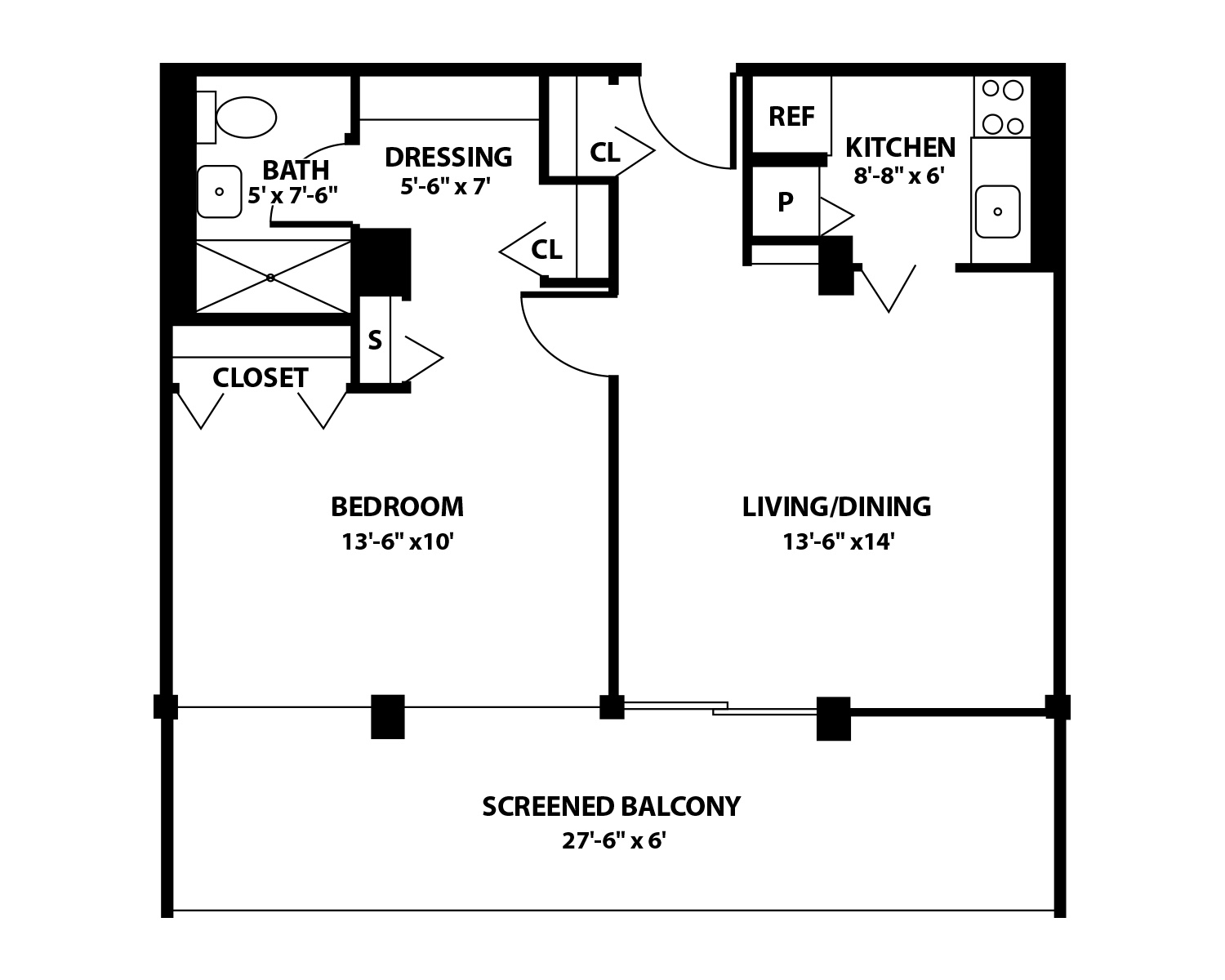 Mease Life Floor Plan