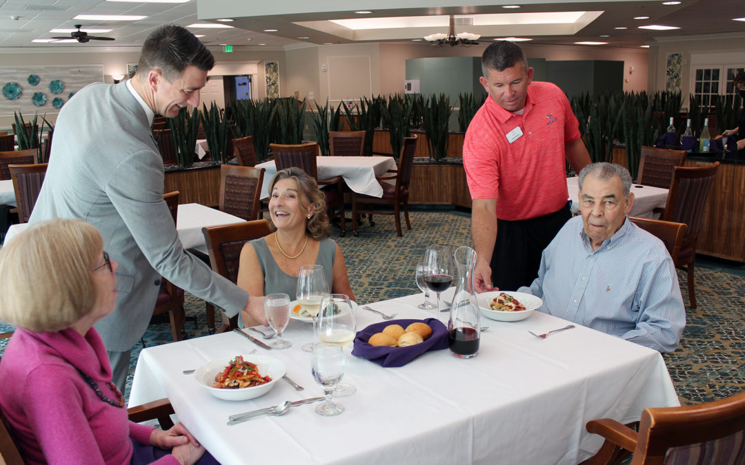 Breault Leads The Way To Exceptional Dining