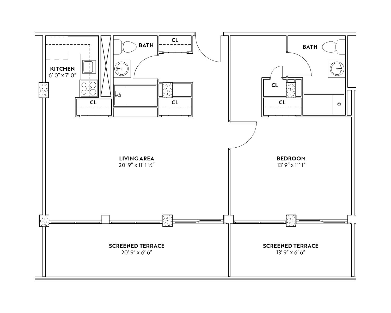 Mease Life Floor Plan