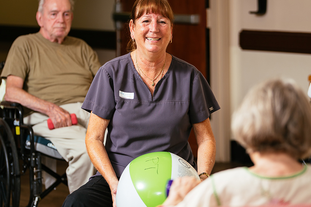 Health Services at Mease Life